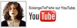 Chaîne YouTube de SolangeTeParle